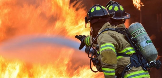 Support our Firefighters and First Responders